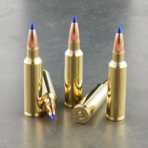 20rds - 300 WSM Barnes VOR-TX Polymer Tip 150gr. Tipped TSX Boattail Ammo