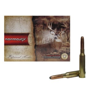 20rds - 6.5 Jap Norma 156gr. Alaska Soft Point Ammo