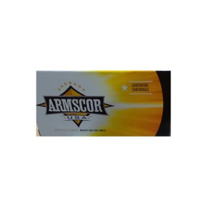 32 ACP - 72 Grain FMJ - Armscor - 50 Rounds