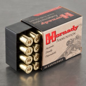 20rds - 44 Mag Hornady 300gr. XTP Hollow Point Ammo