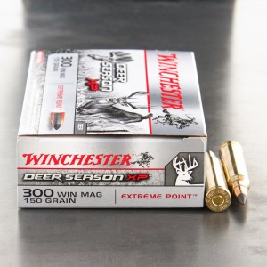 20rds - 300 Win Mag Winchester Deer Season XP 150gr. Polymer Tip Ammo