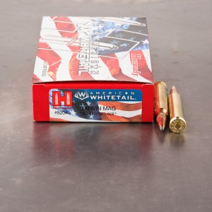 20rds - 300 Win Mag Hornady American Whitetail 150gr. InterLock SP Ammo