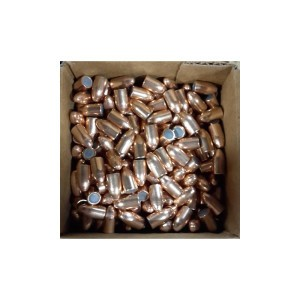 "500pcs - 9mm .355"" Dia Zero 147gr. FMJ Bullets"
