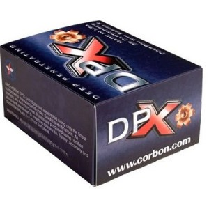 12rds - 500 S&W Corbon DPX 275gr. HP Ammo
