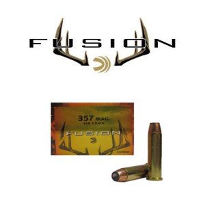 20rds - 357 Mag Federal Fusion 158gr. SP Ammo