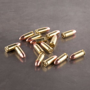 50rds – 9mm Armscor 115gr. FMJ Ammo