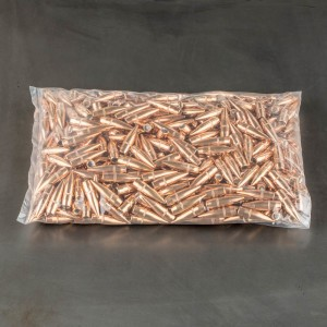 500pcs - 30 Cal General Dynamics 147 Grain FMJ-BT Bullets