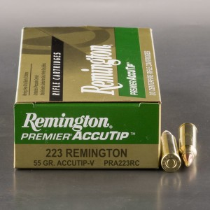 50rds - .223 Black Hills 55gr. Remanufactured Full Metal Jacket Ammo