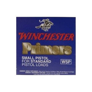 5000 Count – Winchester #1-1/2 Small Pistol Primers