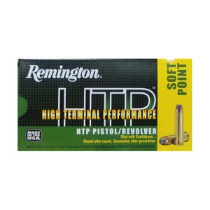 500rds - 44 Mag Remington HTP 240gr. SP Ammo