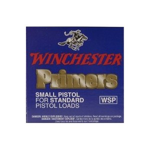 1000 Count – Winchester #1-1/2 Small Pistol Primers