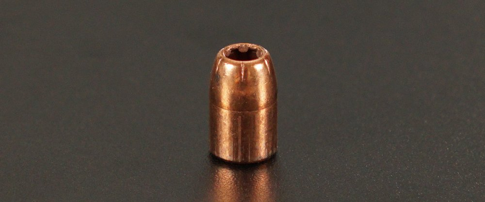 Image detailing before and after firing 20rds - 40 S&W Magtech 130gr. First Defense Solid Copper HP Ammo