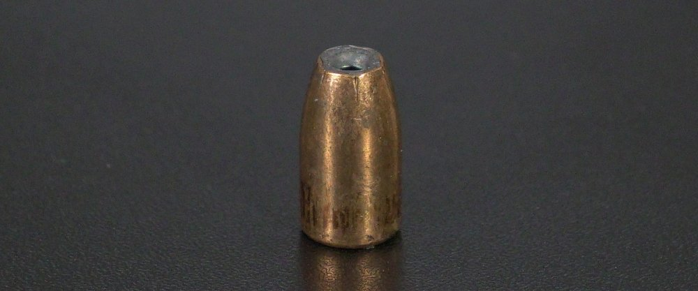 Image detailing before and after firing 50rds - 9mm Federal LE Hi-Shok 147gr. Hollow Point Ammo