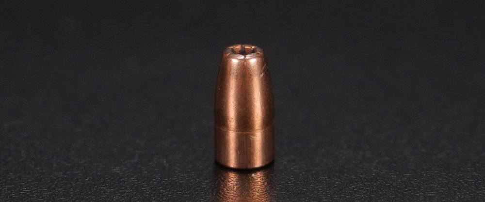 Image detailing before and after firing 500rds - 22 Mag Speer 40gr. Gold Dot Hollow Point Ammo