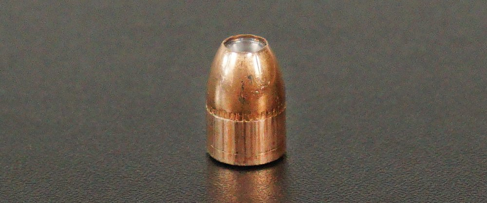 Image detailing before and after firing 20rds - 357 Mag Corbon 110gr. HP Ammo