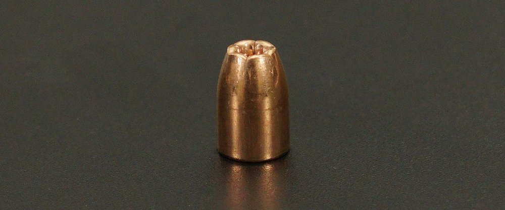 Image detailing before and after firing 500rds - 45 ACP Winchester Ranger Talon 230gr. +P HP Ammo