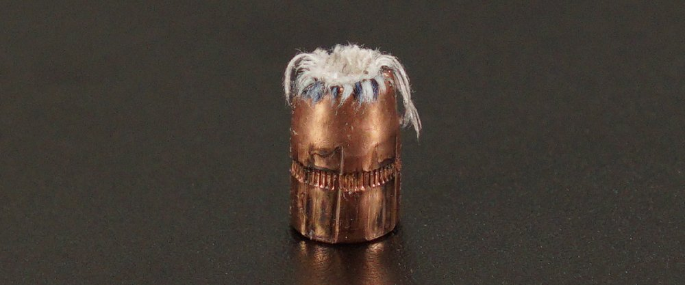 Image detailing before and after firing 20rds – 357 Magnum Speer Gold Dot 125gr. JHP Ammo