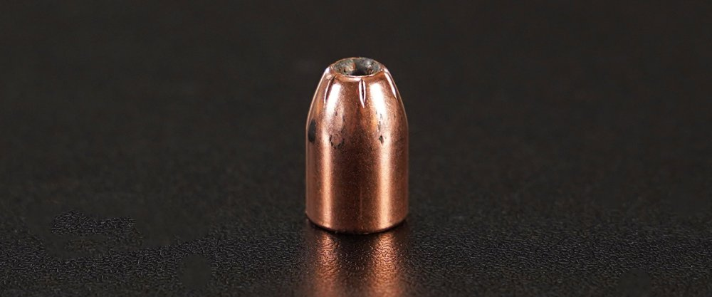 Image detailing before and after firing 20rds – 10mm Buffalo Bore 180gr. JHP Ammo