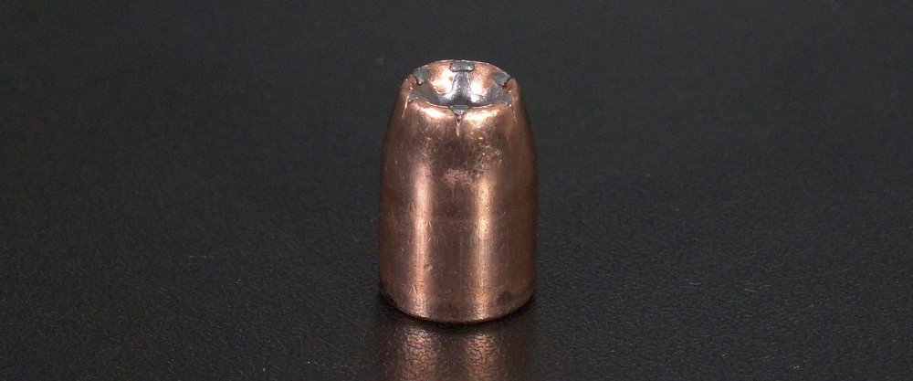 Image detailing before and after firing 20rds – 40 S&W Speer Gold Dot 165gr. JHP Ammo