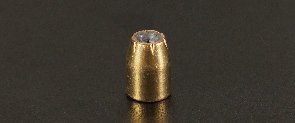 Image detailing before and after firing 20rds - 40 S&W MAGTECH Guardian Gold 155gr. HP Ammo