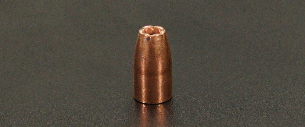 Image detailing before and after firing 500rds - 9mm Winchester Ranger Talon 147gr. T-Series HP Ammo