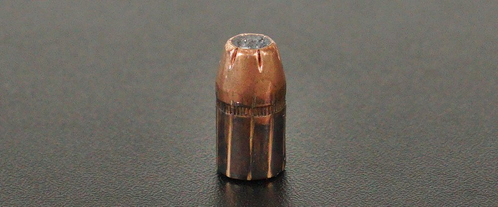 Image detailing before and after firing 250rds - 38 Special Hornady 158gr. JHP XTP Ammo