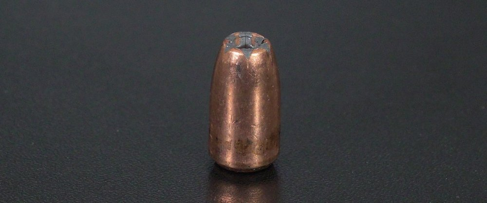 Image detailing before and after firing 50rds – 9mm Speer LE Gold Dot 147gr. JHP Ammo