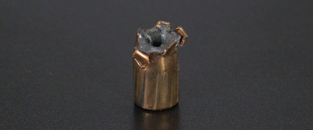 Image detailing before and after firing 1000rds – 9mm Federal LE Hi-Shok 147gr. JHP Ammo