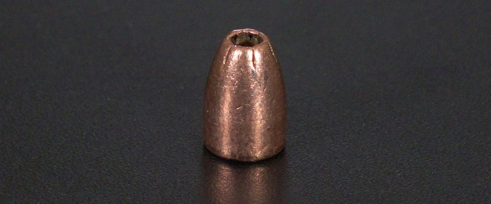 Image detailing before and after firing 20rds - .380 Auto MAGTECH 77gr. First Defense Solid Copper HP Ammo