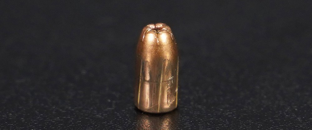 Image detailing before and after firing 50rds – 22 Mag Winchester PDX1 Defender 40gr. JHP Ammo