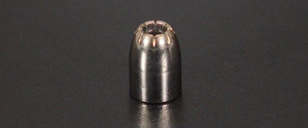 Image detailing before and after firing 20rds - 45 ACP Winchester Super-X 185gr. Silver Tip Hollow Point Ammo