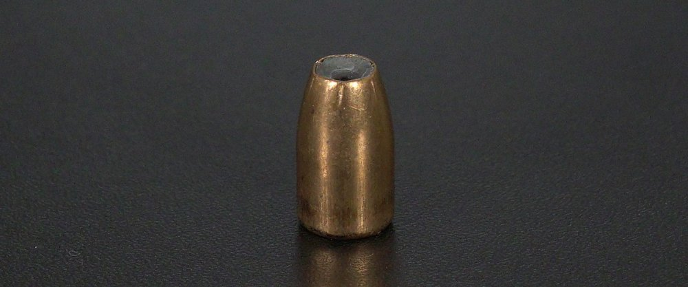Image detailing before and after firing 20rds - 9mm Federal 135gr. Hydra-Shok JHP Ammo