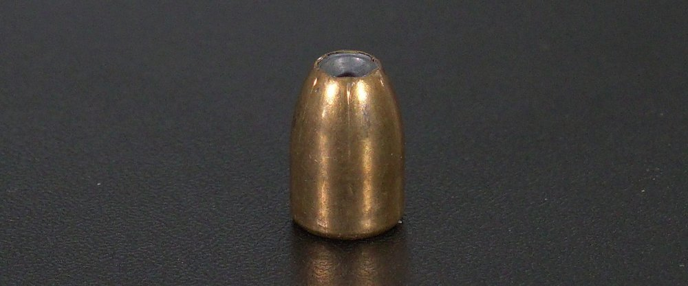 Image detailing before and after firing 50rds – 9mm Federal LE 115gr. Hi-Shok JHP Ammo