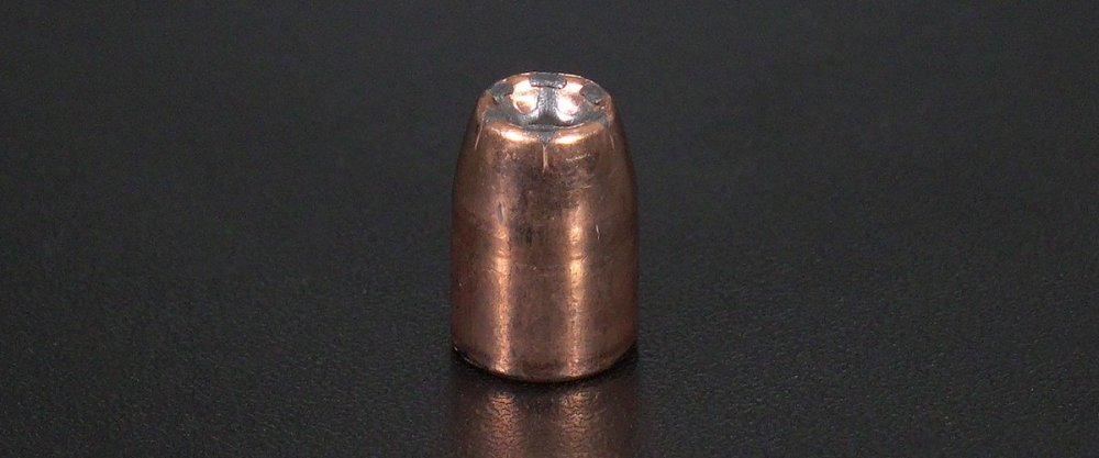 Image detailing before and after firing 50rds – 40 S&W Speer LE Gold Dot 165gr. JHP Ammo