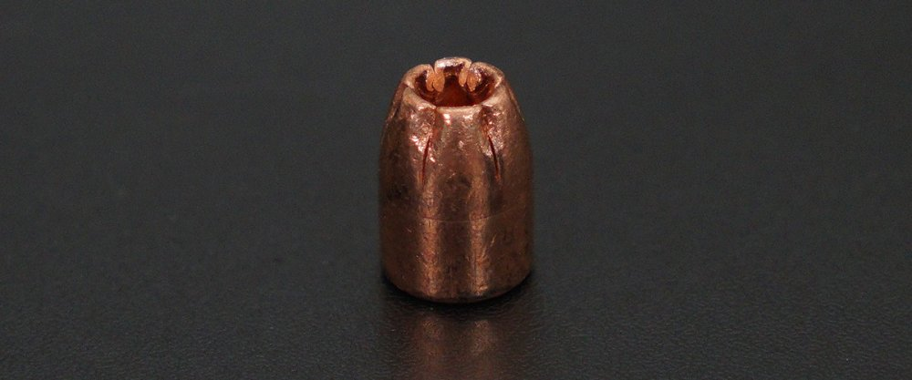 Image detailing before and after firing 20rds - 45 ACP Magtech First Defense 165gr. +P Solid Copper HP Ammo