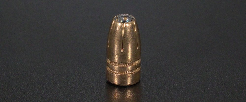 Image detailing before and after firing 200rds - 9mm Federal Personal Defense 147gr. HST JHP Ammo