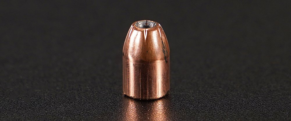 Image detailing before and after firing 200rds – 10mm Hornady Custom 180gr. XTP Ammo