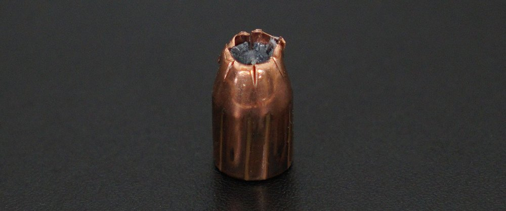 Image detailing before and after firing 200rds – 40 S&W Hornady Custom 180gr. XTP Ammo