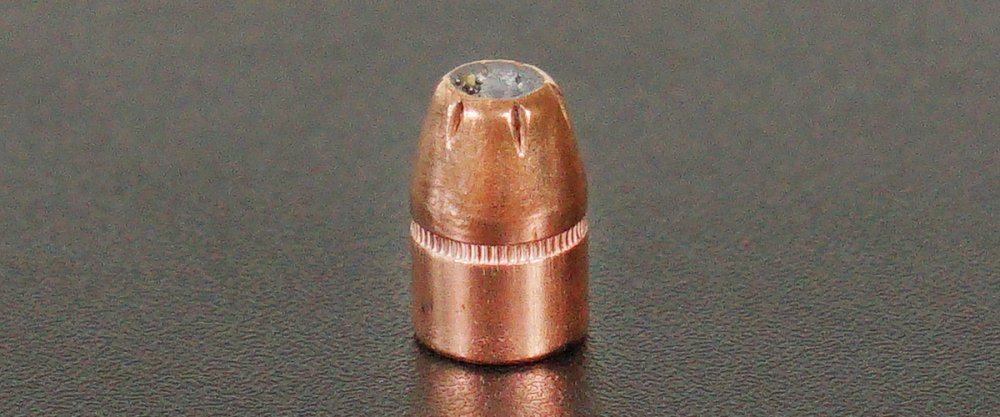 Image detailing before and after firing 25rds – 357 Magnum Hornady American Gunner 125gr. XTP Ammo