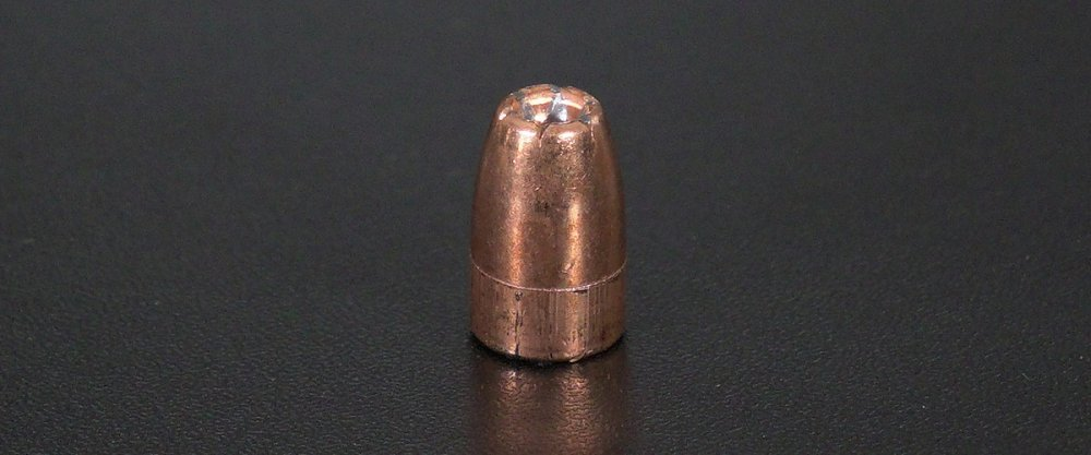 Image detailing before and after firing 50rds – 9mm +P Speer LE Gold Dot 124gr. JHP Ammo