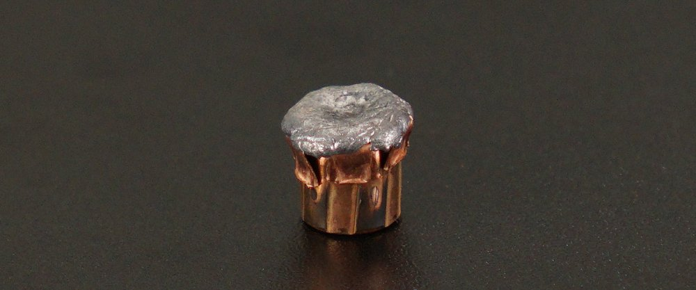 Image detailing before and after firing 20rds - 9mm Luger Black Hills 115gr. +P JHP Ammo