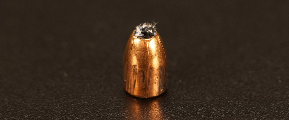 Image detailing before and after firing 50rds - 9mm Federal Train + Protect 115gr. VHP Ammo