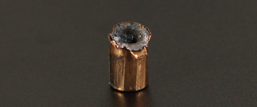 Image detailing before and after firing 50rds - 40 S&W Federal Train + Protect 180gr. VHP Ammo