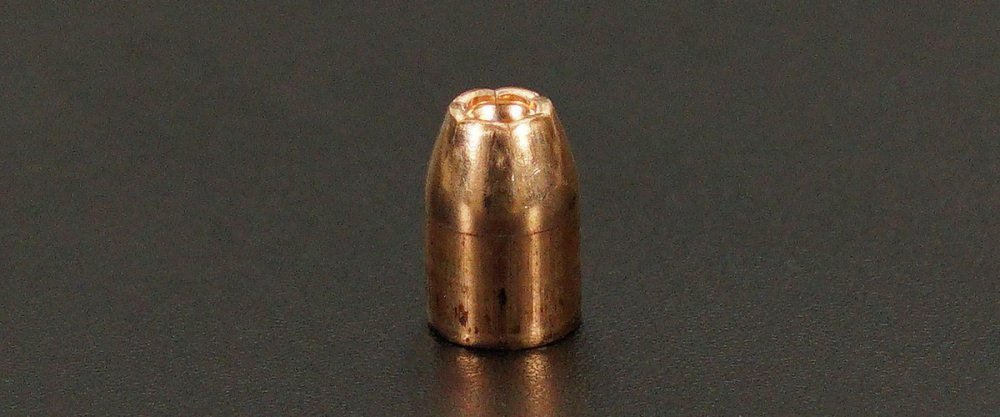 Image detailing before and after firing 500rds - 40 S&W Winchester Ranger Talon 165gr. HP Ammo