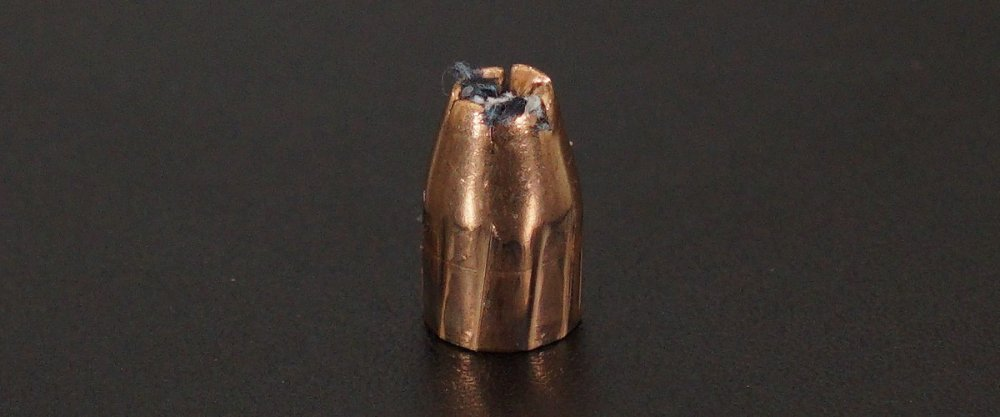 Image detailing before and after firing 1000rds – 9mm Magtech First Defense 124gr. Bonded JHP Ammo