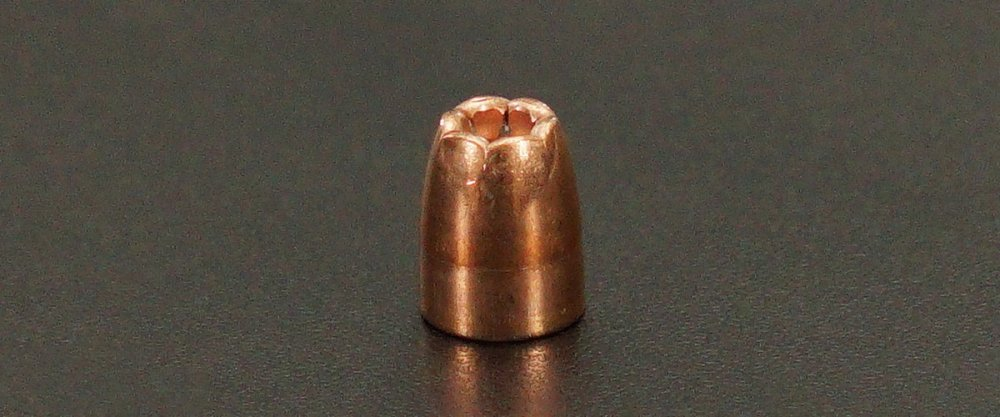 Image detailing before and after firing 500rds - .380 Auto Winchester Ranger Talon 95gr. HP Ammo