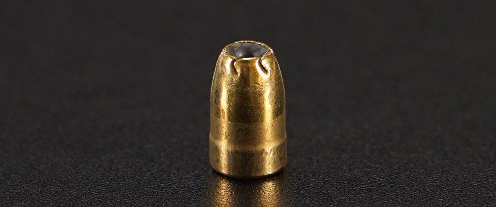 Image detailing before and after firing 500rds – 357 Magnum Remington Golden Saber 125gr. BJHP Ammo