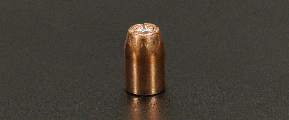 Image detailing before and after firing 500rds - 40 S&W Winchester Ranger Talon 180gr. HP Ammo