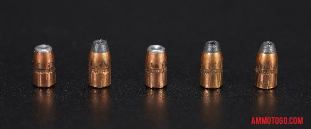 Expanded Armscor Precision Ammunition 22 Magnum (WMR) 40 Grain Jacketed Hollow-Point (JHP) bullets