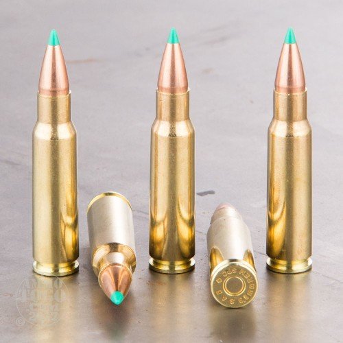 6.8 SPC Ammunition For Sale. Sellier & Bellot 110 Grain